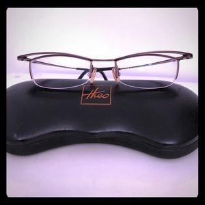Theo Desiree eyeglasses
